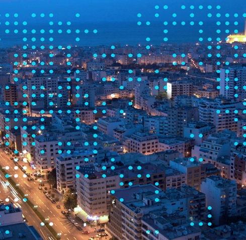 La métropole de Casablanca : ambition d'une smart city