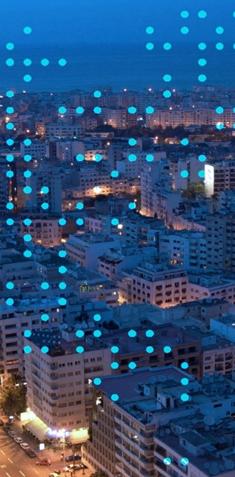 مدينة الدار البيضاء: تطمح للتحول إلى مدينة ذكية