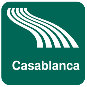 Casablanca Map offline