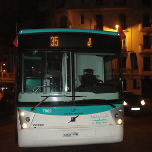 Transport Casablanca